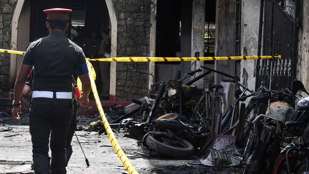 Photo of War on Christianity: Over 200 dead after coordinated bombings detonate at 4 churches and 3 hotels on Easter Sunday