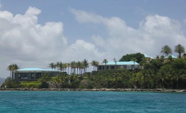 "Photo of Epstein's ""Orgy Island"": St. James Island exposed — The elites best kept secret"