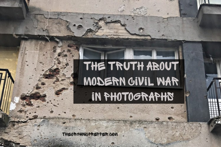 Photo of The Truth About Modern Civil War in Photographs