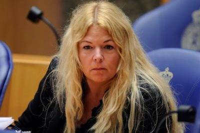 """Photo of Former Dutch MP Commits Suicide After Being Gang-Raped By Muslims Who Asked Her, """"Do You Respect Allah?"""""""