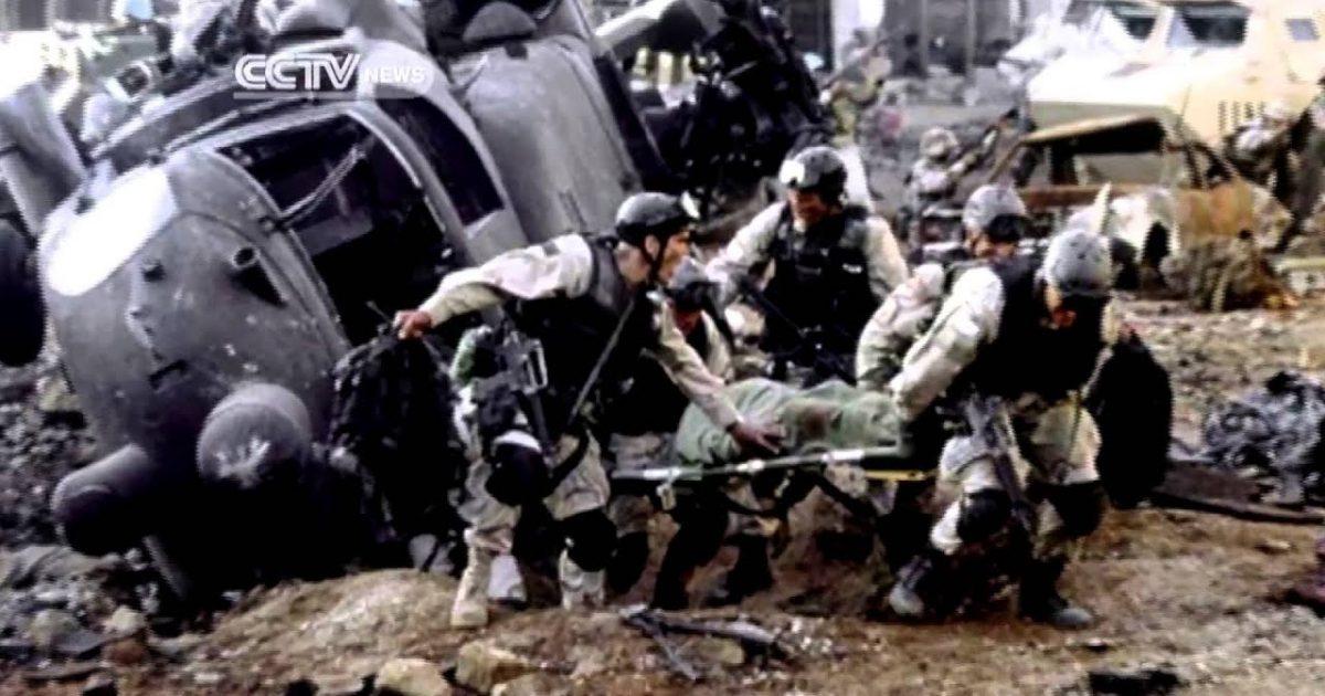 "Photo of Ilhan Omar Attacks ""Black Hawk Down"" American Soldiers"