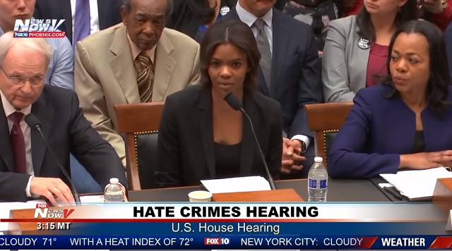 Photo of WATCH: Candace Owens Flips The Script At Dem Hearing On White Nationalism: The 'Goal' Here Is to Scare Minorities Into Supporting Censorship