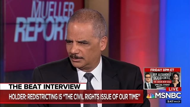 Photo of Eric Holder: America Was Never Great