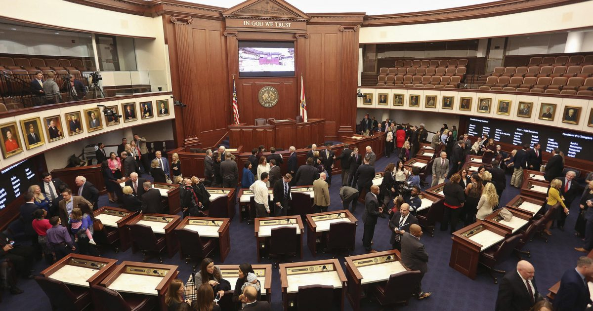 Photo of Florida Votes To Ban Sanctuary Cities – Governor Expected To Sign Into Law