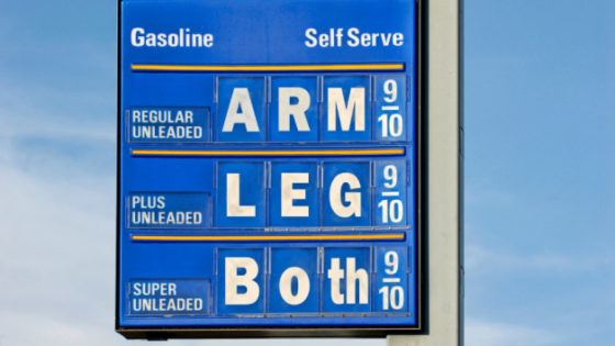 Photo of Only in California: Raise Gas Taxes, Then Demand an Investigation Into Why Gas Prices are High