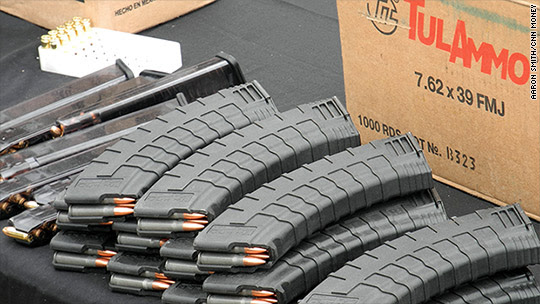 """Photo of California Gun Owners Buy Up High Capacity Mags During """"Freedom Week"""""""