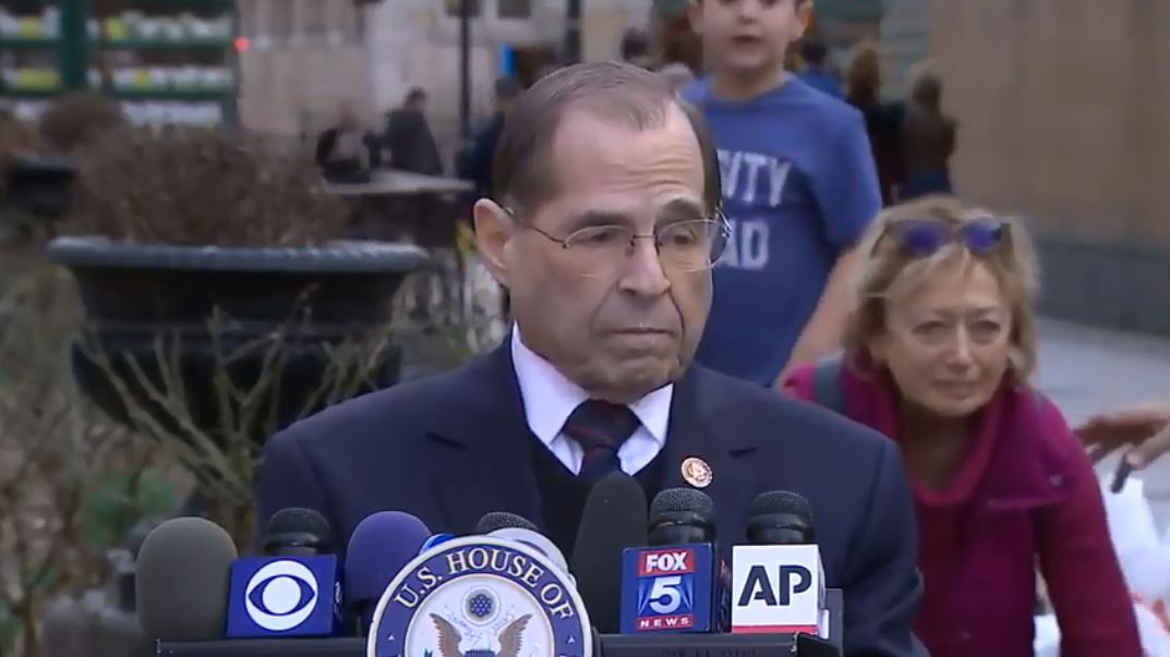 Photo of Dem Rep. Jerrold Nadler threatens to arrest, fine Trump officials who refuse subpoenas