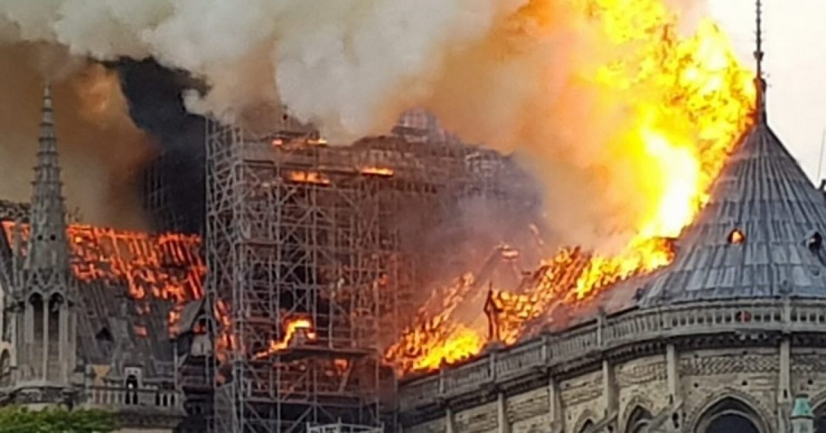 Photo of Notre Dame Fire: Here's What We Know About What Started It