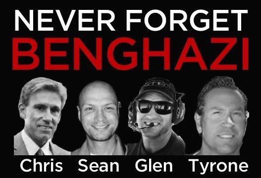 "Photo of NEVER Forget: Benghazi… Obama's 10PM Call to Clinton Was About Crafting a ""Cover Story"" While 2 Victims Were Still Alive"