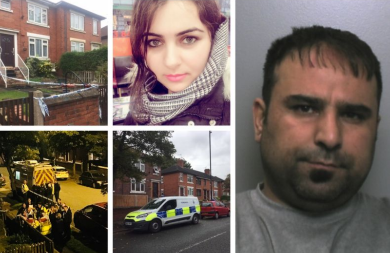 Photo of Deported Muslim immigrant sneaks back into UK to murder mom-of-four after she converted to Christianity
