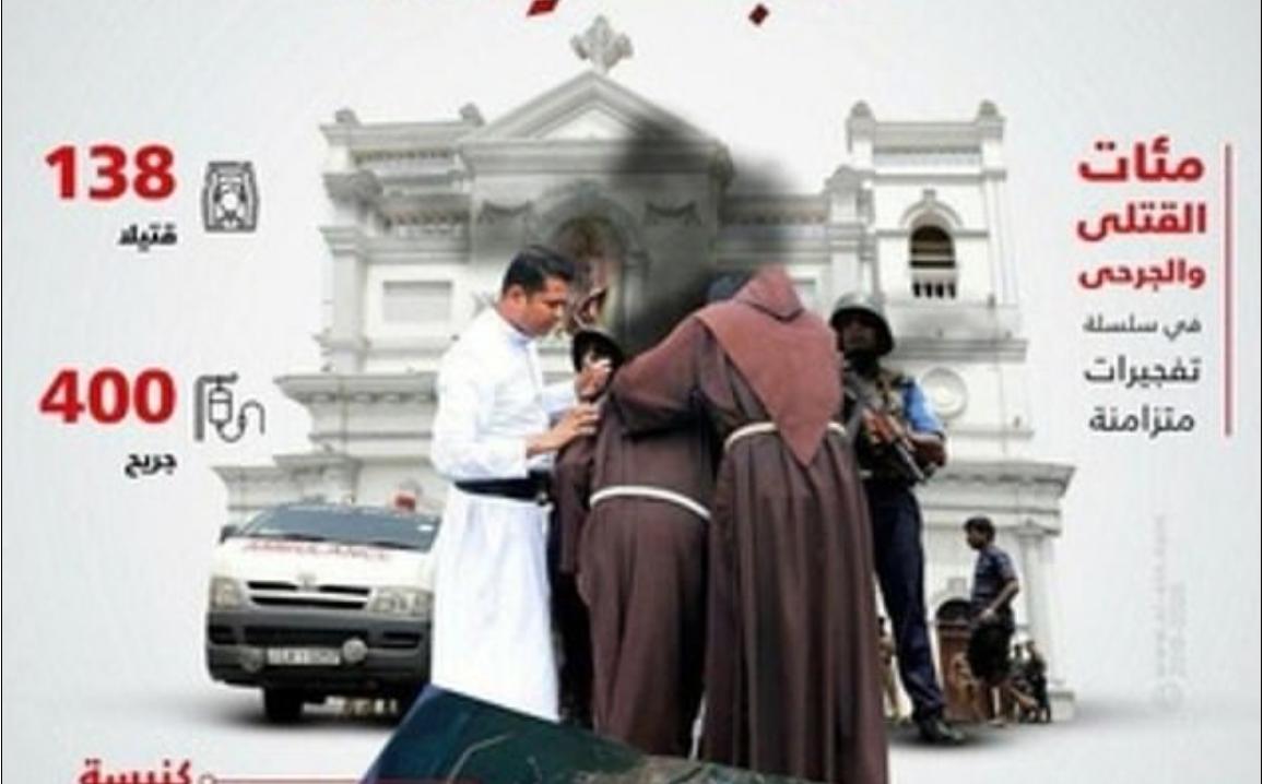 Photo of Gloating jihadis celebrate Sri Lanka massacre