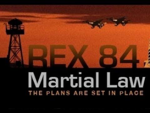 Photo of REX 84: The Plan for Martial Law, INCLUDING FEMA CAMPS, in America