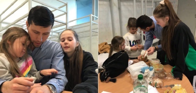 Photo of Sweden Seizes Russian Dad's Kids to Give to Muslim Family, Dad Takes Kids Back And Flees to Poland