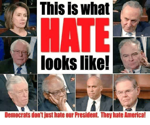 Photo of Democrats and Their Sympathizers HATE America: Here's Why