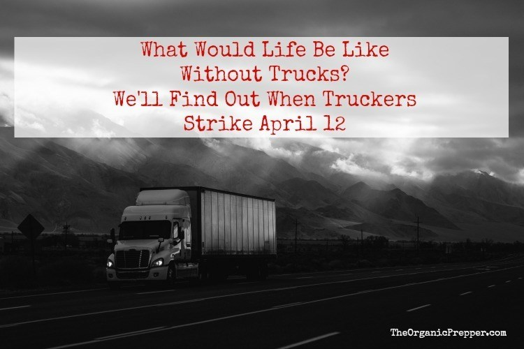 Photo of What Would Life Be Like Without Trucks? We'll Find Out When Truckers Strike Today