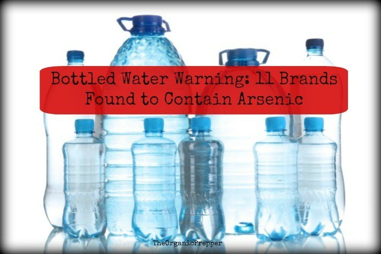 Photo of Public Health Warning: 11 Brands of Bottled Water Found to Contain Arsenic