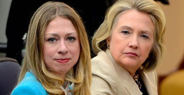 Photo of Hillary and Chelsea Clinton to Launch 'Feminist Production Company'