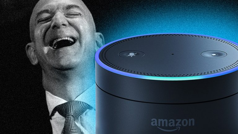 Only Incredibly Stupid People Use Amazon Alexa in Their Homes