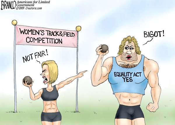 Photo of The LGBT agenda has now completely destroyed women's sports as biological male wins NCAA women's track championship