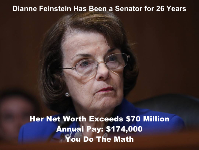 Photo of BUSTED: Feinstein Caught In Treasonous Lie About Secret Iran Meeting — It Was NOT Sanctioned