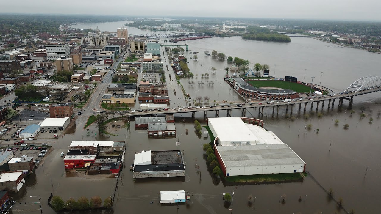 "Photo of Record Setting Flooding Hits The Heartland: ""The Mississippi River Has Been At Major Flood Stage For 41 Days And Counting"""