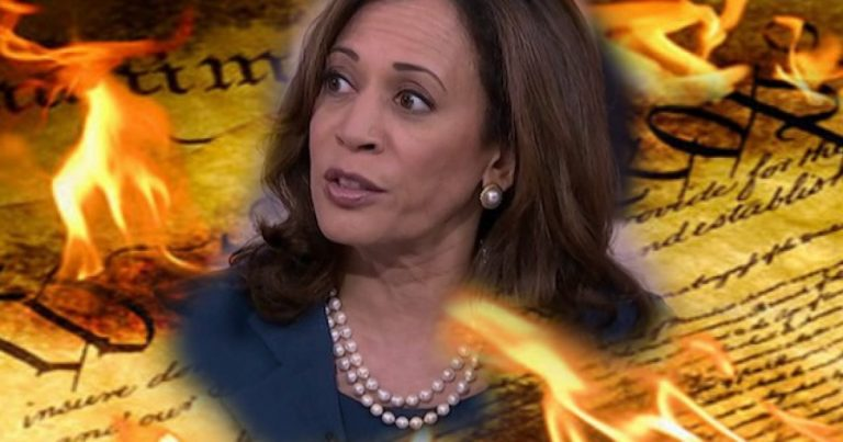 """Gun Confiscating Presidential Candidate Kamala Harris: """"I Will Take Executive Action"""" On Guns If I Am President"""