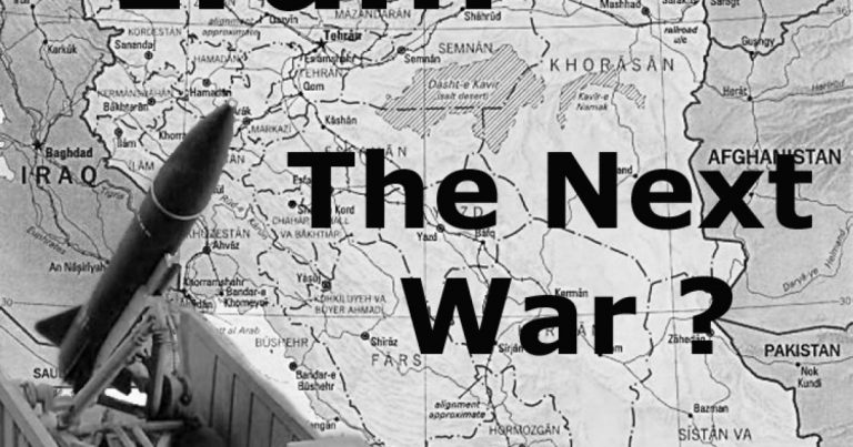 War With Iran Has Been Planned For Years