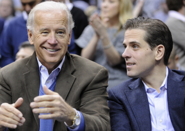 Photo of Best-Selling Author: China Bought Joe Biden Through His Son Hunter