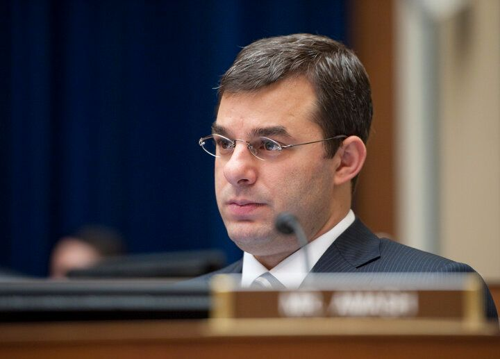 Photo of Rep. Justin Amash Call for Trumps Impeachment May Be Tied To Family Business