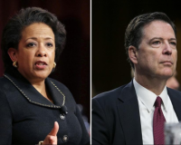EATING THEIR OWN: Loretta Lynch Accuses James Comey of Lying About Her Instructions in Hillary Email Matter