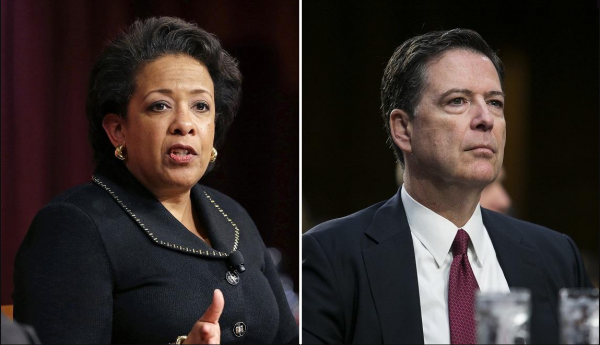 Photo of EATING THEIR OWN: Loretta Lynch Accuses James Comey of Lying About Her Instructions in Hillary Email Matter