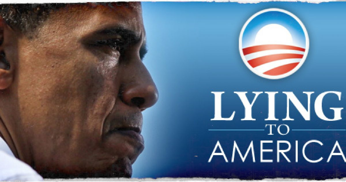 Photo of 1,375 Well-Sourced Examples Of Barack Obama's Lies, Lawbreaking, Corruption, Cronyism, Hypocrisy, Waste, Etc.