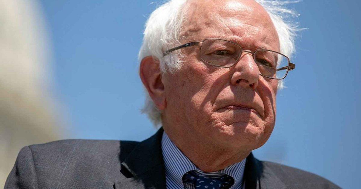 Photo of Bernie Sanders Defends His Attendance At Rally Calling for Death of Americans