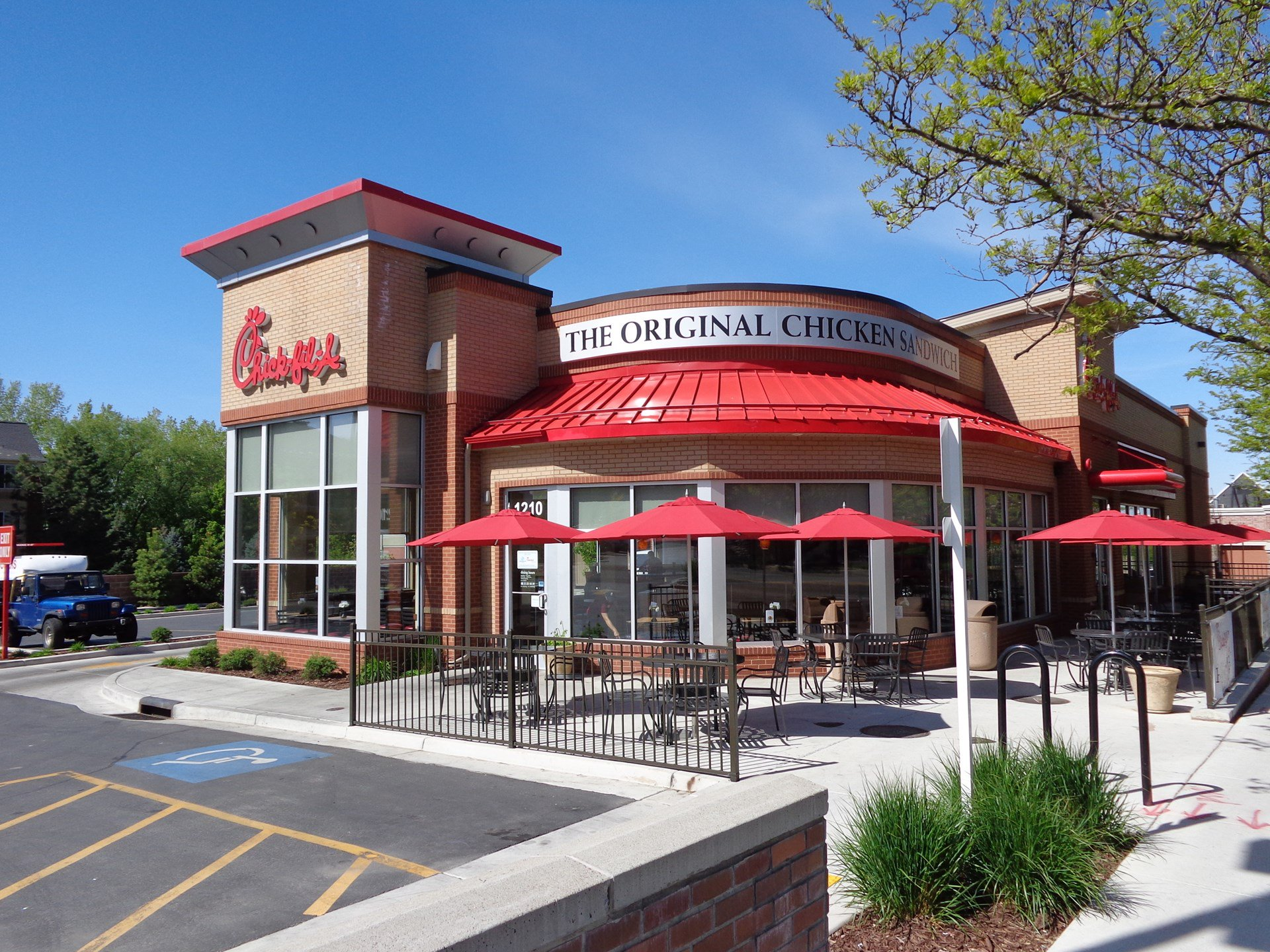 Photo of Government Can't Discriminate Against Chick-fil-A—Just Like It Can't Against Same-Sex Couples