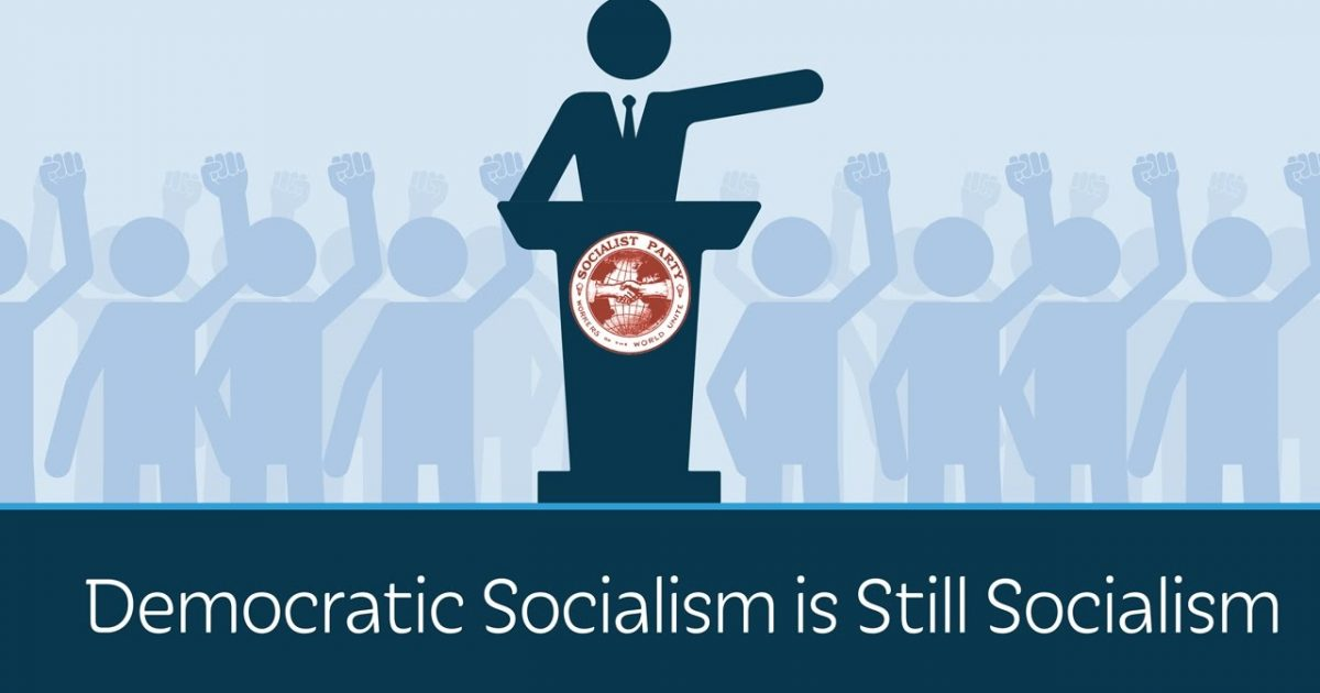 Photo of The Marxist/Socialist Takeover Of The DNC