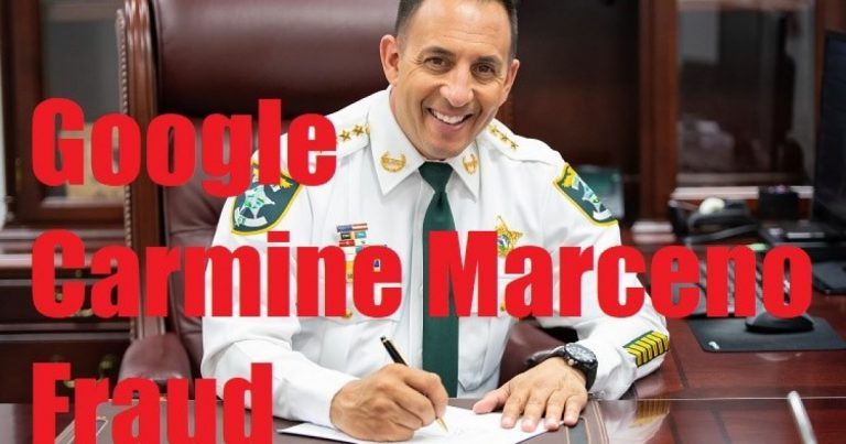 Bombshell: Lee County, FL Sheriff's Office Can't Produce Certification For Sheriff