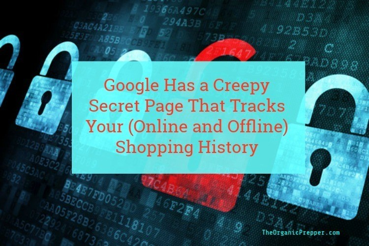 Photo of Google Has a Creepy Secret Page That Tracks Your (Online and Offline) Shopping History