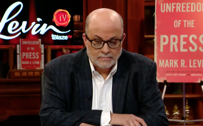 Photo of Mark Levin calls for all members of the House and Senate to cough up their tax returns and bank accounts