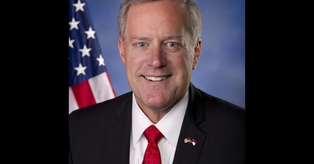 """Photo of Rep. Mark Meadows: Coming Declassified Documents Will """"Curl Your Hair"""""""