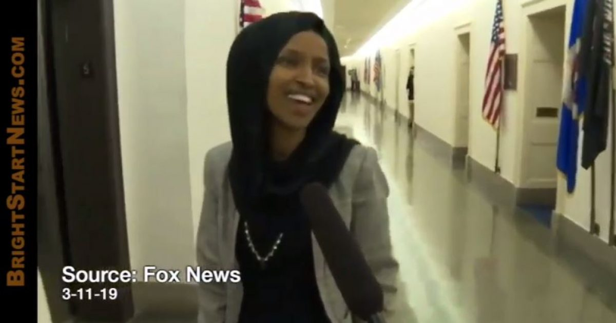 Photo of Ilhan Omar holds secret fundraisers with Islamic groups tied to terrorism