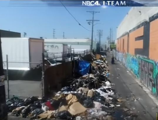 Photo of NY Times admits Democrat-run cities are uninhabitable. Dr. Drew predicts major epidemic in filthy Los Angeles this summer