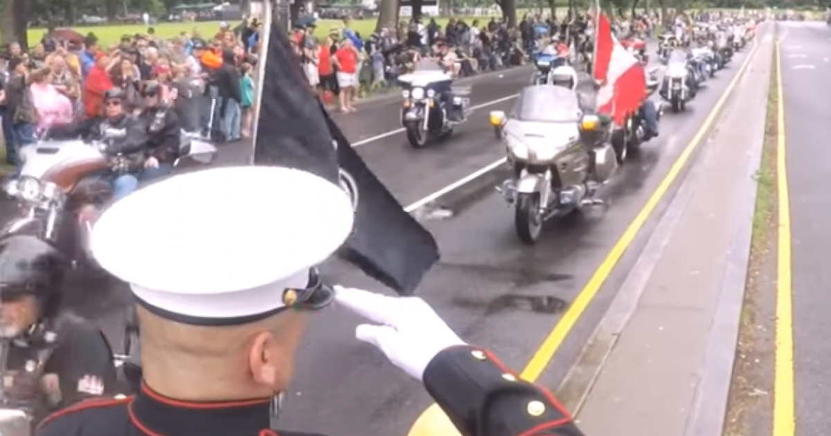 Photo of Rolling Thunder 2019 – This Was Supposed to be the LAST Ride. Did President Trump Save the Ride for Freedom?