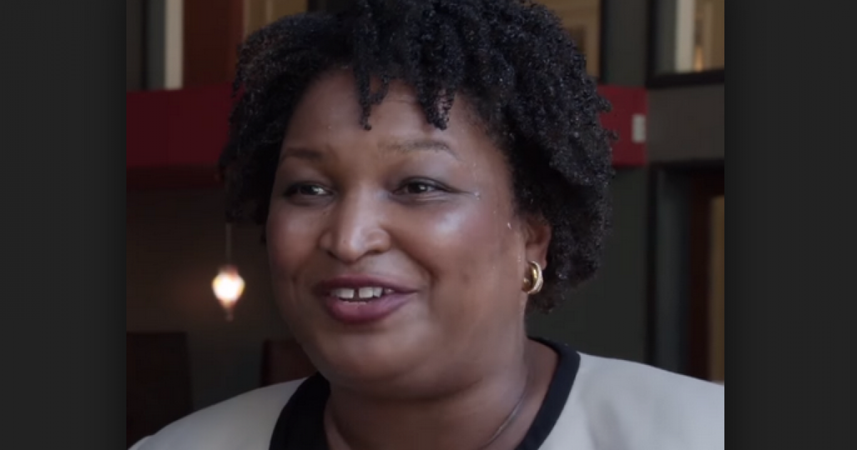 Photo of Stacey Abrams: If We Don't Legalize Voter Fraud, We'll All Be Speaking Russian!