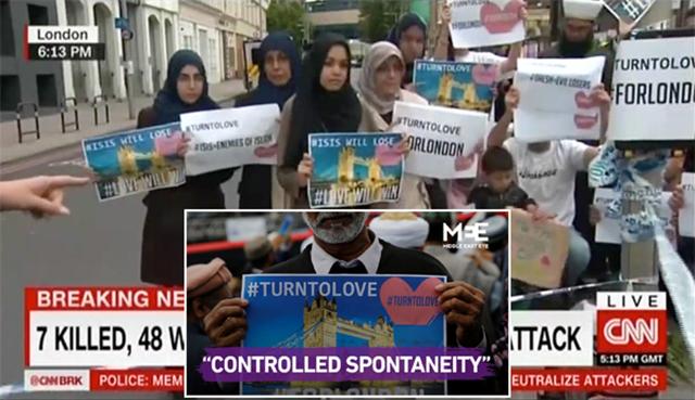 Photo of British Government Caught Staging 'Muslim' Responses to Terrorist Attacks