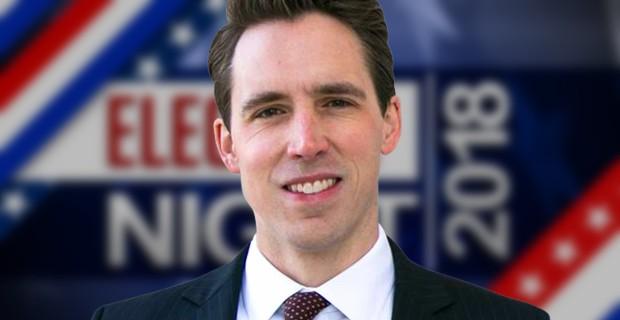 Senator Josh Hawley Takes on Big Tech Censors With New Bill That Would Strip Them of Legal Immunity