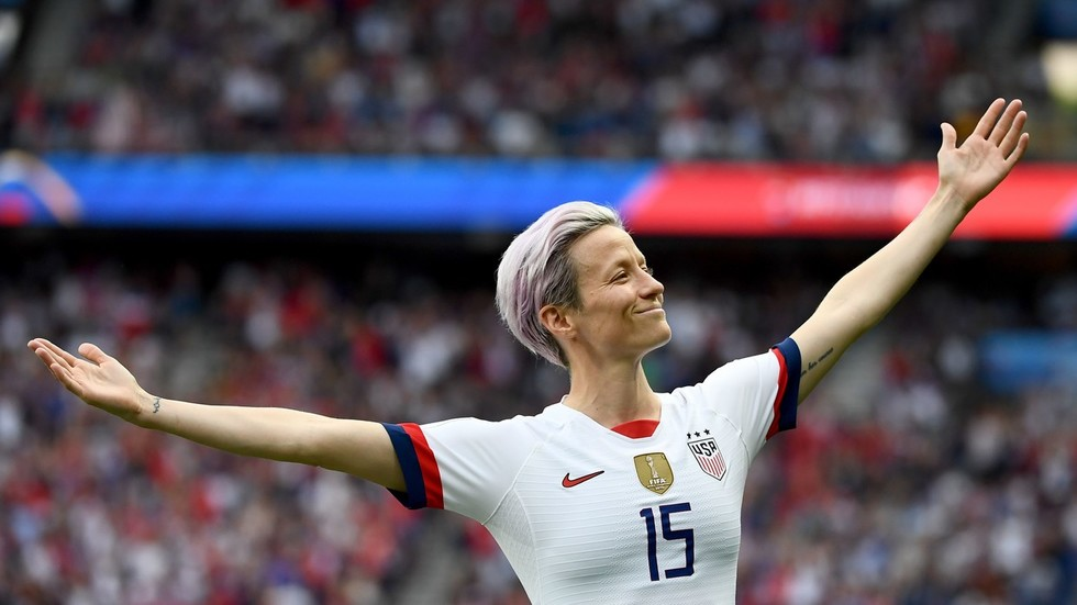 Photo of 'You can't win a championship without gays' – US Women's World Cup star Megan Rapinoe