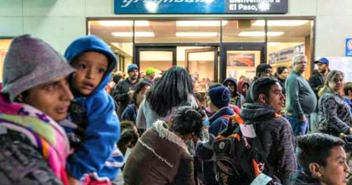 Photo of This is NOT Obama's DHS: Homeland Security Releases 196,000 Illegal Aliens Into The Population, Many Receiving Work Permits
