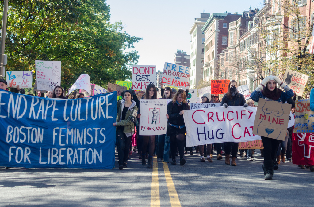 """Photo of Male student challenges myth of """"toxic masculinity,"""" warns about real threat of toxic feminism"""