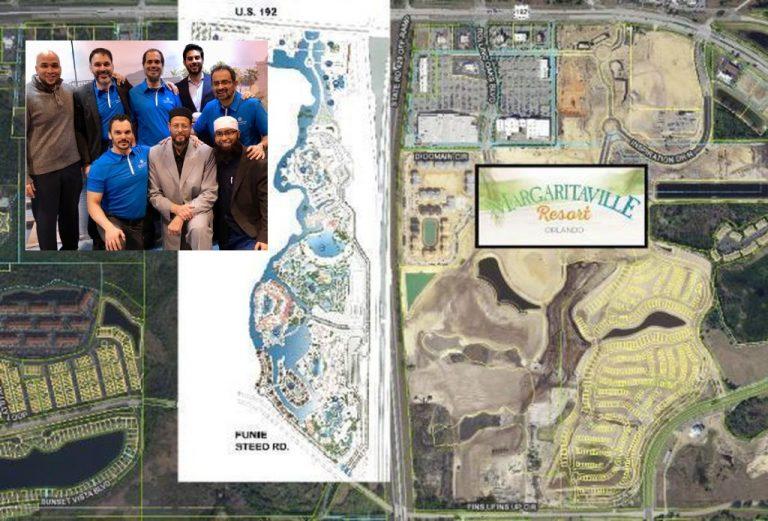 Golden Lagoon: Sharia-Compliant, Terror-Tied Resort Planned Near Disney World