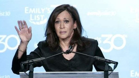 "Photo of Presidential Hopeful Kamala Harris Wants to Change Federal Gun Laws ""By Presidential Fiat"""